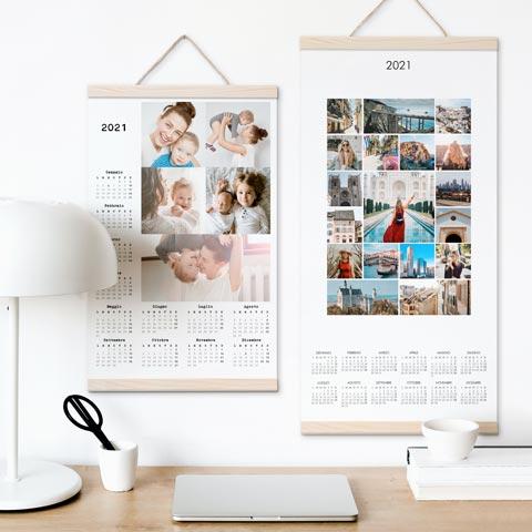 Calendari poster da parete