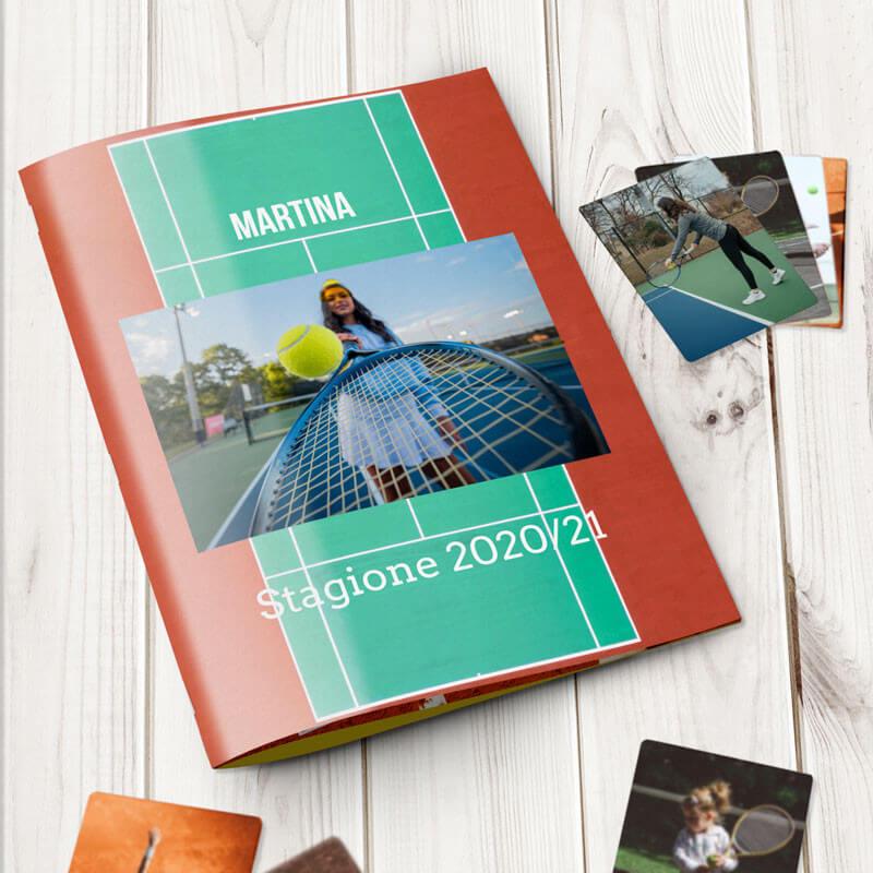 Album Figurine Tennis
